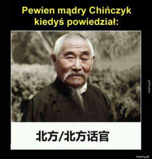 Chińskie mądrości