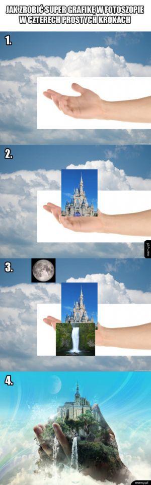 Jak zrobić super grafikę