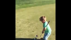 Golf to trudna gra