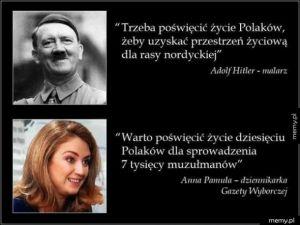 Historia lubi się powtarzać.