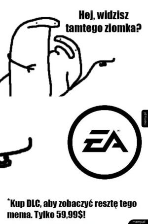 Typowy Electronic Arts