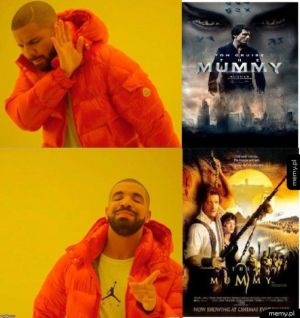Mumia jest tylko jedna