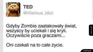 Gdyby Zombie zaatakowały