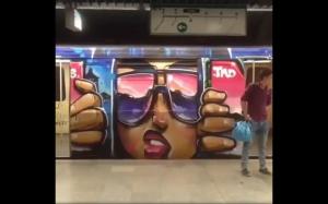 Fajne graffiti
