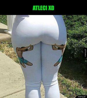 Oryginalne legginsy