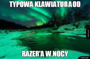 Klawiatura Razera