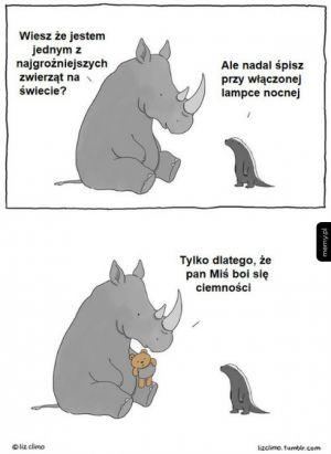 Groźne zwierzę