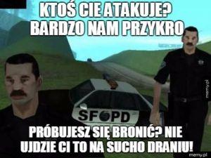 Jedyna słuszna policja
