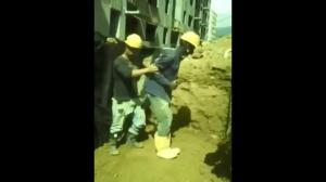 Roboty budowlane w Afryce