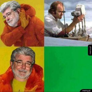 Typowy George Lucas