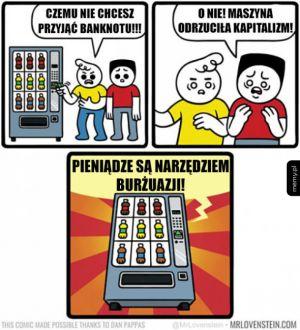 Niszczyć kapitalizm!