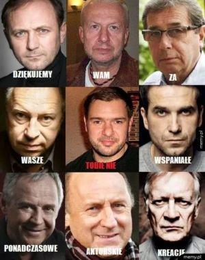 Aktorzy