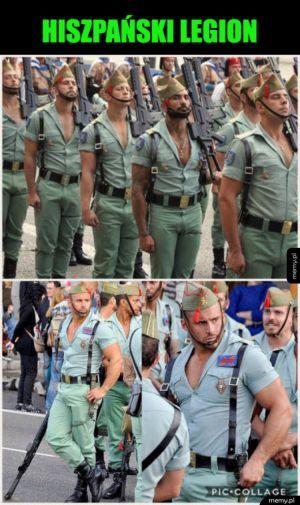 Zabawny uniform