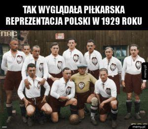 Przedwojenna reprezentacja Polski