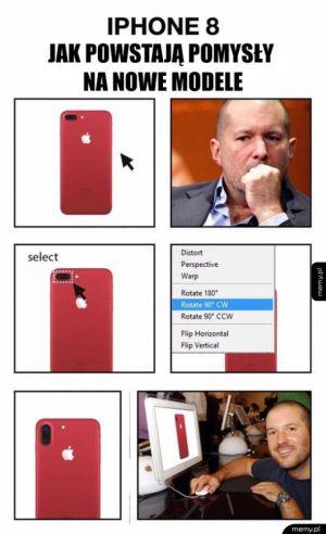 Jak powstają nowe iphone'y