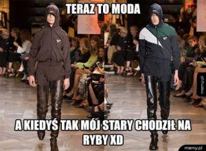 Moda dzisiaj