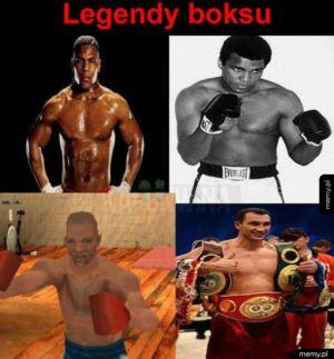 Legendy boksu