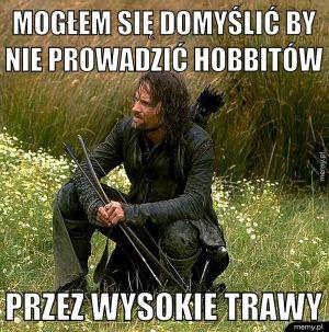 Problemy z Hobbitami