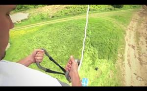 Skok na bungee lvl 100