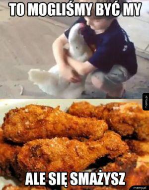 Przyjaźń z kurczakiem