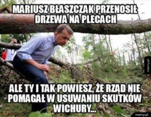 Minister ratuje obywateli