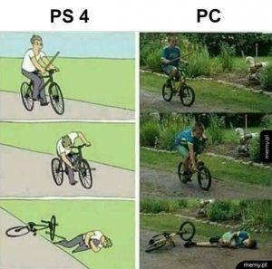 Konsole kontra komputery