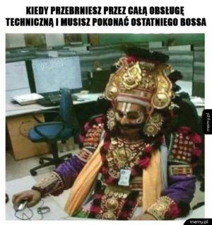 Ostatni boss