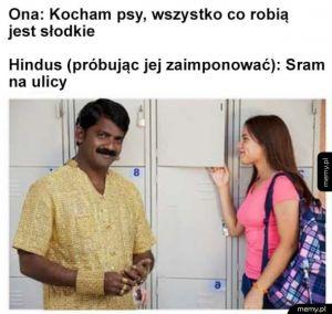 Hindus wyrywa