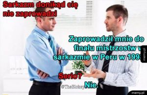 Sarkazm