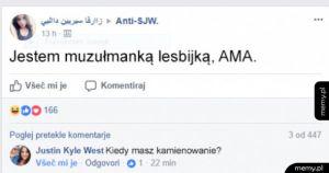 Muzułmanka lesbijka