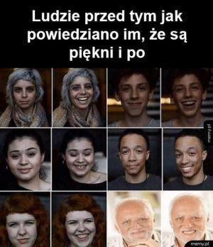 Piękni ludzie