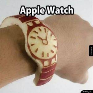 Zegarek apple na jaki mnie stać