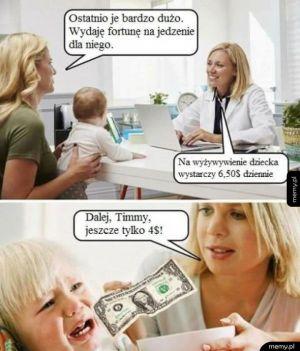 Odpowiednia dieta dla dziecka