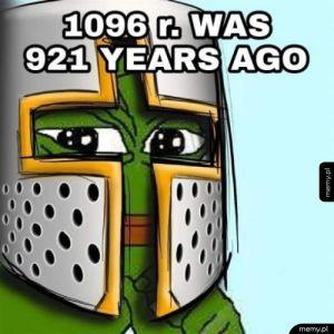 921 lat temu odbyła się pierwsza krucjata
