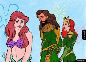 Aquaman upatrzył sobie nową