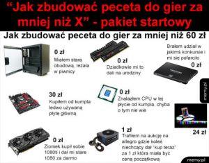 Jak zbudować PC