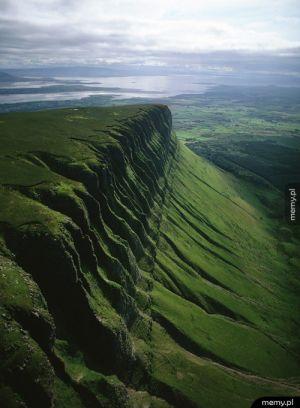 Ben Bulben – góra w Irlandii