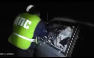 Nigdy nie ignoruj rosyjskiego policjanta