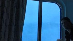 Sztorm z punktu widzenia pasażera statku