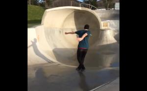 Kiedy nie masz przyjaciół i musisz sam grać w frisbee