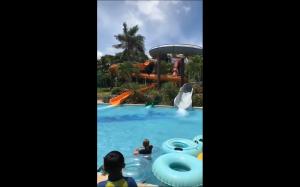 Kiedy uwielbiasz parki wodne, ale nie potrafisz pływać