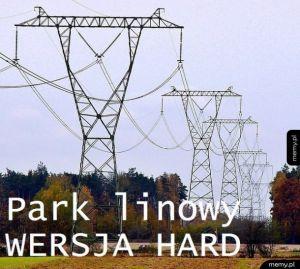 park linowy