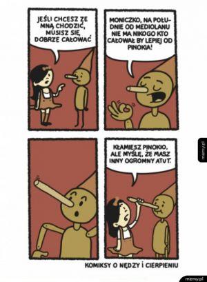 Atut Pinokia