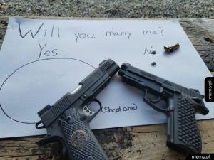 Chyba nie chce się ze mną ożenić...