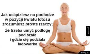 Ćwiczenia pomagają