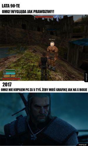 Ewolucja gier komputerowych