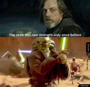 Najsilniejszy Jedi