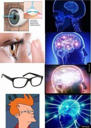 Co zrobić, żeby lepiej widzieć