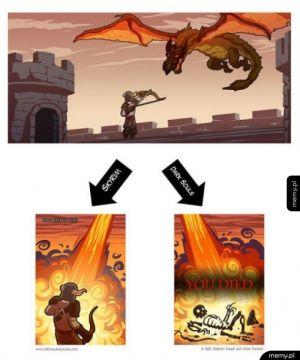 Są dwa rodzaje gier