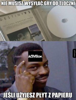Gdzie te czasy kiedy dostawaliśmy płytę z grą...